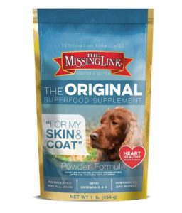 The Missing Link Original Superfood Supplement for Dogs